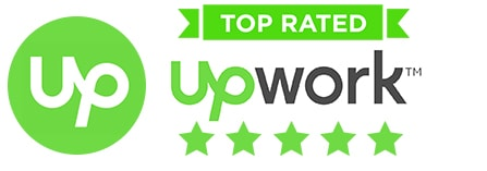 Upwork Top Rated Company